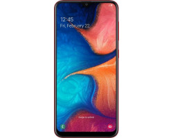 Телефон Samsung Galaxy A20 3/32GB (2019) (Красный)