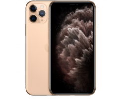 Телефон Apple iPhone 11 Pro Max 64Gb A2218 (Золотой) RU/A