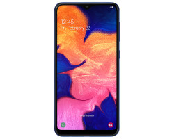 Телефон Samsung Galaxy A10 2/32GB (2019) (Синий)