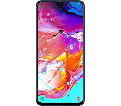 Телефон Samsung Galaxy A70 6/128 GB (2019) (Синий)