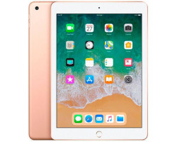 "Планшет Apple iPad 9.7"" (2018) Wi-Fi 128Gb (Gold)"