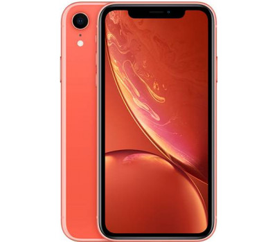 Телефон Apple iPhone XR 64Gb (Коралловый) RU/A