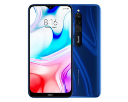 Телефон Xiaomi Redmi 8 3Gb+32Gb (Синий) Global Version