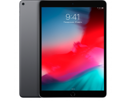 Планшет Apple iPad Air (2019) Wi-Fi + Cellular 256Gb (Space Gray)