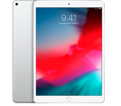 Планшет Apple iPad Air (2019) Wi-Fi + Cellular 64Gb (Silver)