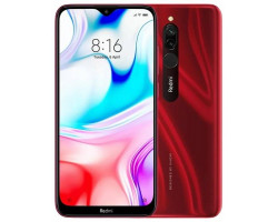 Телефон Xiaomi Redmi 8 3Gb+32Gb (Красный) Global Version