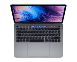 "Ноутбук Apple MacBook Pro 13"" MUHP2 RU/A QC i5 1,4Ghz, 8Gb, 256Gb SSD, Iris 645, Touch bar (Серый космос)"