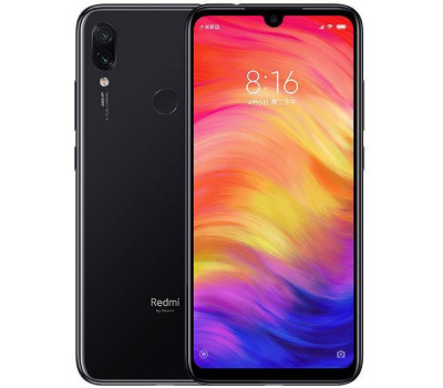 Телефон Xiaomi Redmi Note 7 4Gb+128Gb (Черный) Global Version