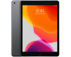 Планшет Apple iPad 10.2 (2019) Wi-Fi 128Gb Space gray