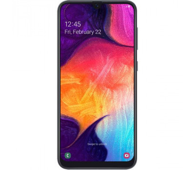 Телефон Samsung Galaxy A50 4/64GB (2019) (Черный)