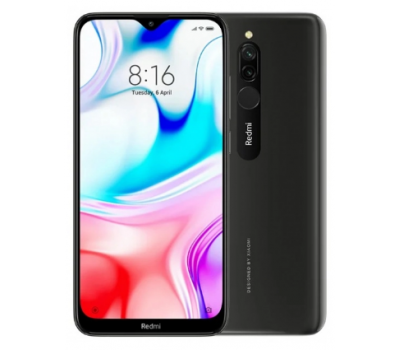 Телефон Xiaomi Redmi 8 3Gb+32Gb (Черный) Global Version