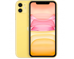 Телефон Apple iPhone 11 128Gb A2111 (Yellow)