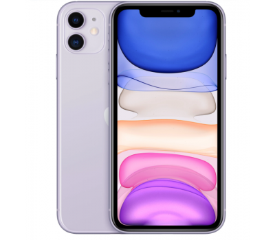 Телефон Apple iPhone 11 64Gb A2223 Dual sim (Purple)