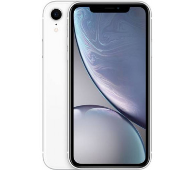 Телефон Apple iPhone XR 64Gb (Белый) RU/A