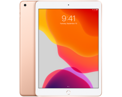 Планшет Apple iPad 10.2 (2019) 32Gb Wi-Fi + Cellular Gold MW6D2