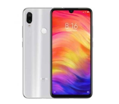 Телефон Xiaomi Redmi Note 7 4Gb+64Gb (Белый) Global Version