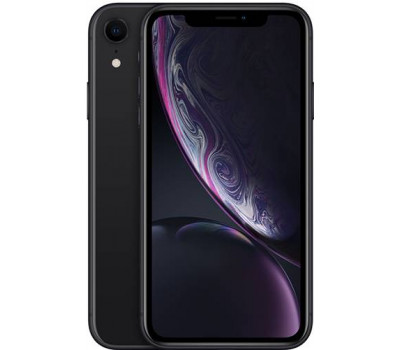 Телефон Apple iPhone XR 128Gb (Черный) RU/A