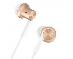 Наушники Xiaomi Hybrid Dual Drivers Earphones (Piston 4) Золотой