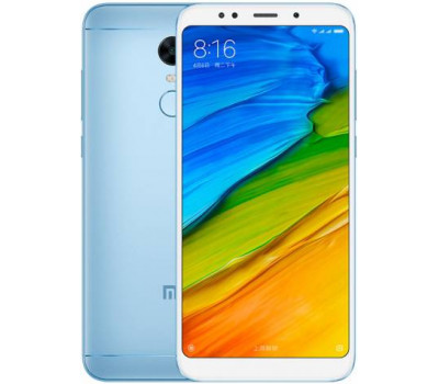 Телефон Xiaomi Redmi 5 Plus 4Gb+64Gb (Голубой)