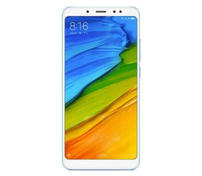 Телефон Xiaomi Redmi Note 5 3Gb+32Gb (Голубой)