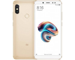 Телефон Xiaomi Redmi Note 5 4Gb+64Gb (Золотой) Global Version