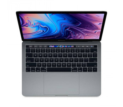 "Ноутбук Apple MacBook Pro 13"" with Retina display and Touch Bar Mid 2019 MUHN2RU/A (Space gray) (QC i5 1,4Ghz, 8Gb, 128Gb SSD, Iris 645, Touch bar)"