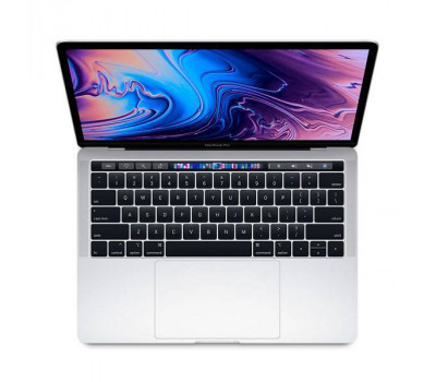 "Ноутбук Apple MacBook Pro 13"" with Retina display and Touch Bar Mid 2019 MUHR2RU/A (Silver) (QC i5 1,4Ghz, 8Gb, 256Gb SSD, Iris 645, Touch bar)"