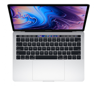 "Ноутбук Apple MacBook Pro 13"" MV9A2 Core i5 2,4 Ghz, 8 Gb, 512 Gb SSD, Iris Plus 655, Touch Bar (Silver)"